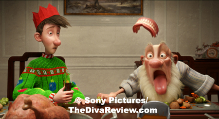 Arthur Christmas Director Sarah Smith Exclusive Interview