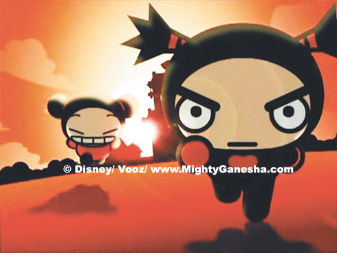 Pucca TV Review